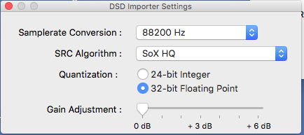 1 XLD DSD Importer Settings.png