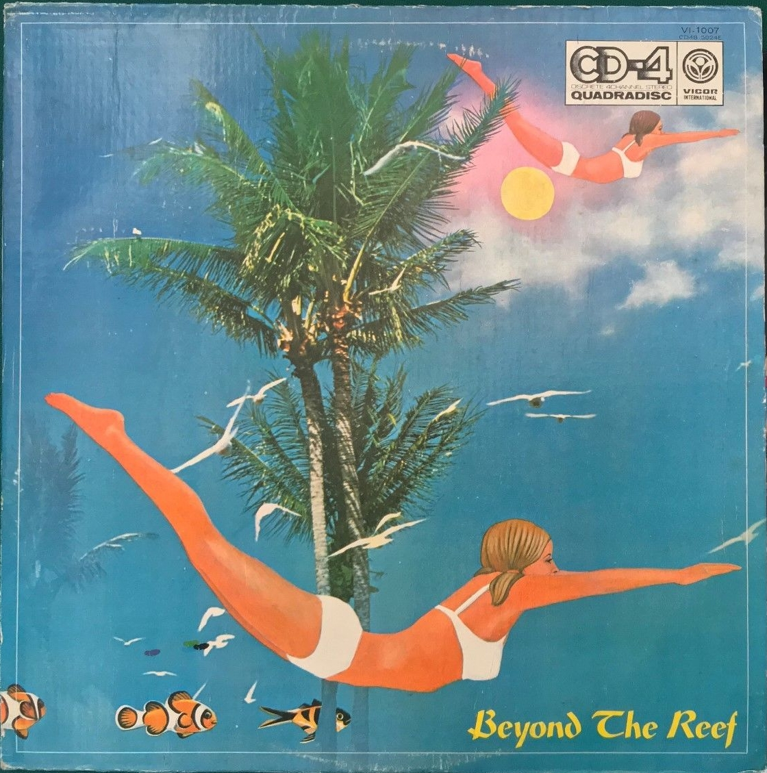 BLUE HAWAIIANS WITH STRINGS -Beyond the Reef. Vicor International VI 1007 (CD4) [Philippines]a.jpg
