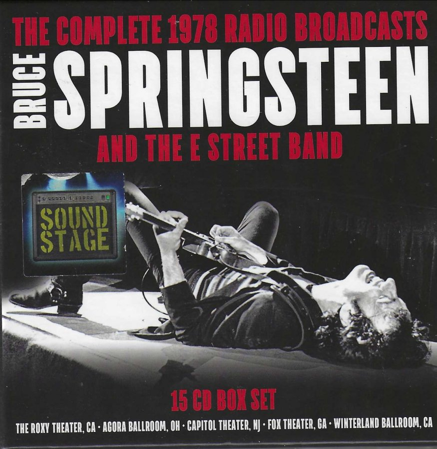 Bruce Springsteen - The Complete 1978 Radio Broadcasts Front.jpg