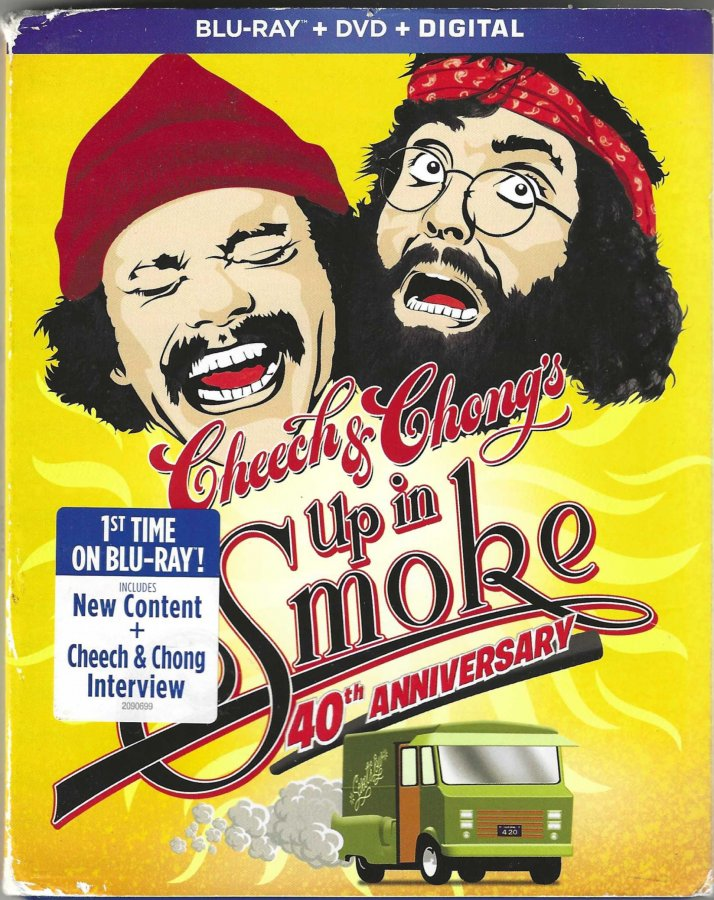 Cheech & Chong's Up In Smoke - 40th Ann. Blu-Ray - Front Slip Case.jpg