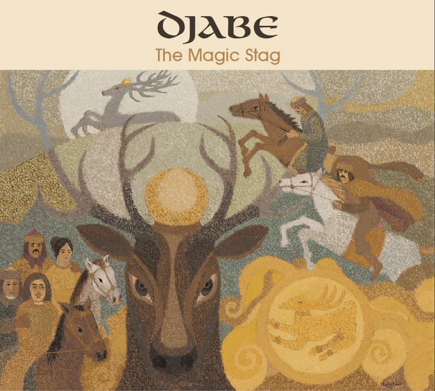 Djabe _ The Magic Stag_album cover.jpg