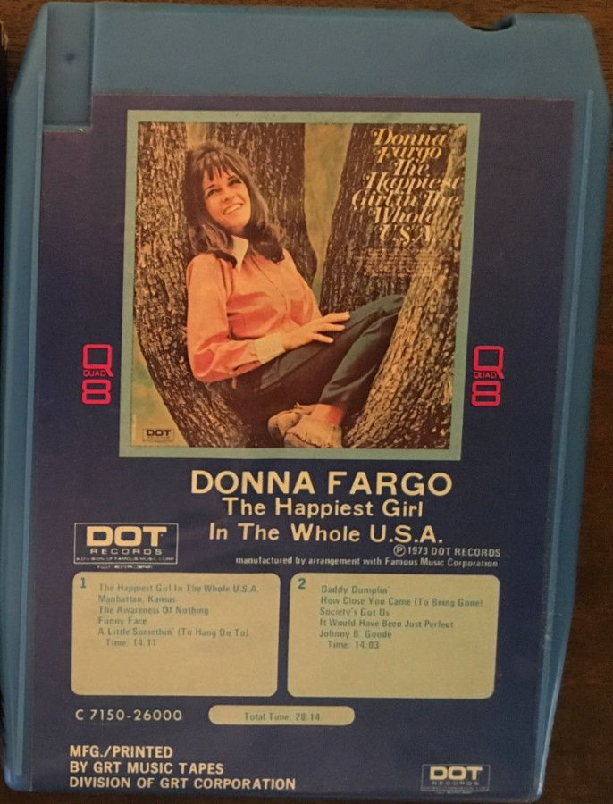 DONNA FARGO -The Happiest Girl in the Whole U.S.A. Dot 7310-26000H (Q8)aa.jpg