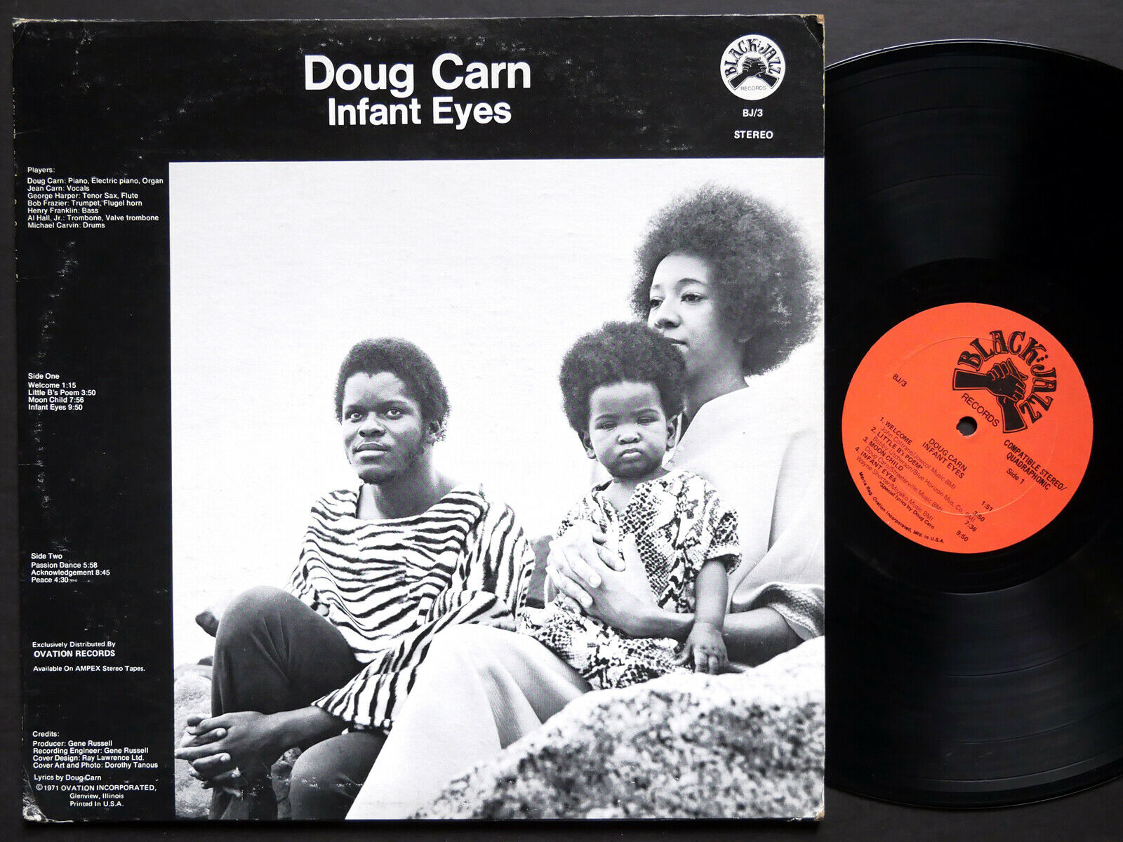 DOUG CARN -Infant Eyes. Black Jazz BJ-3a.jpg