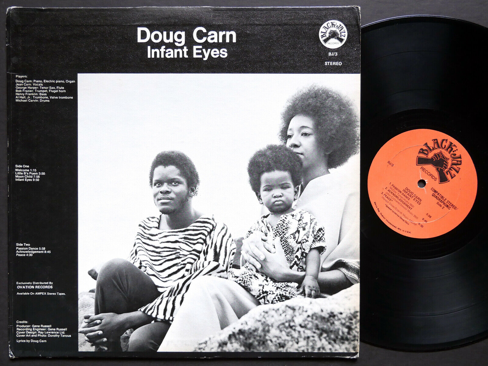 DOUG CARN -Infant Eyes. Black Jazz BJ-3b.jpg
