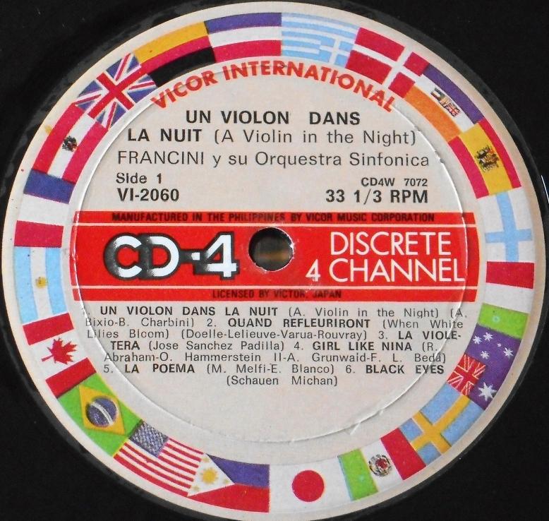 ENRIQUE M. FRANCINI -Un Violon Dans La Nuit. Vicor International VI-2060 (CD4) [Philippines]b-b.jpg