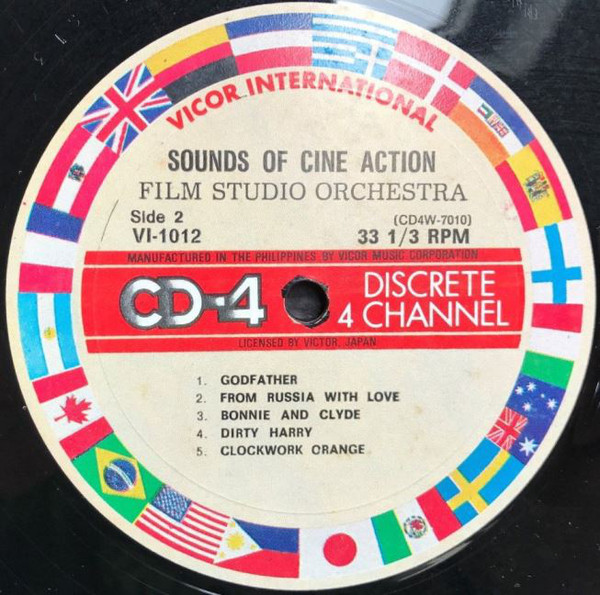 Film Studio Orchestra –Godfather, Sounds Of Cine Action. Vicor International VI-1012 (CD4) [P...jpg