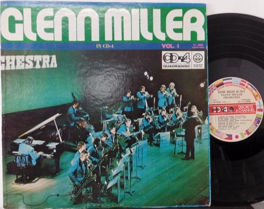 GLENN MILLER & ORCHESTRA -All About Glen Miller In CD-4 Vol. 1. Vicor International VI-2038 (C...jpg
