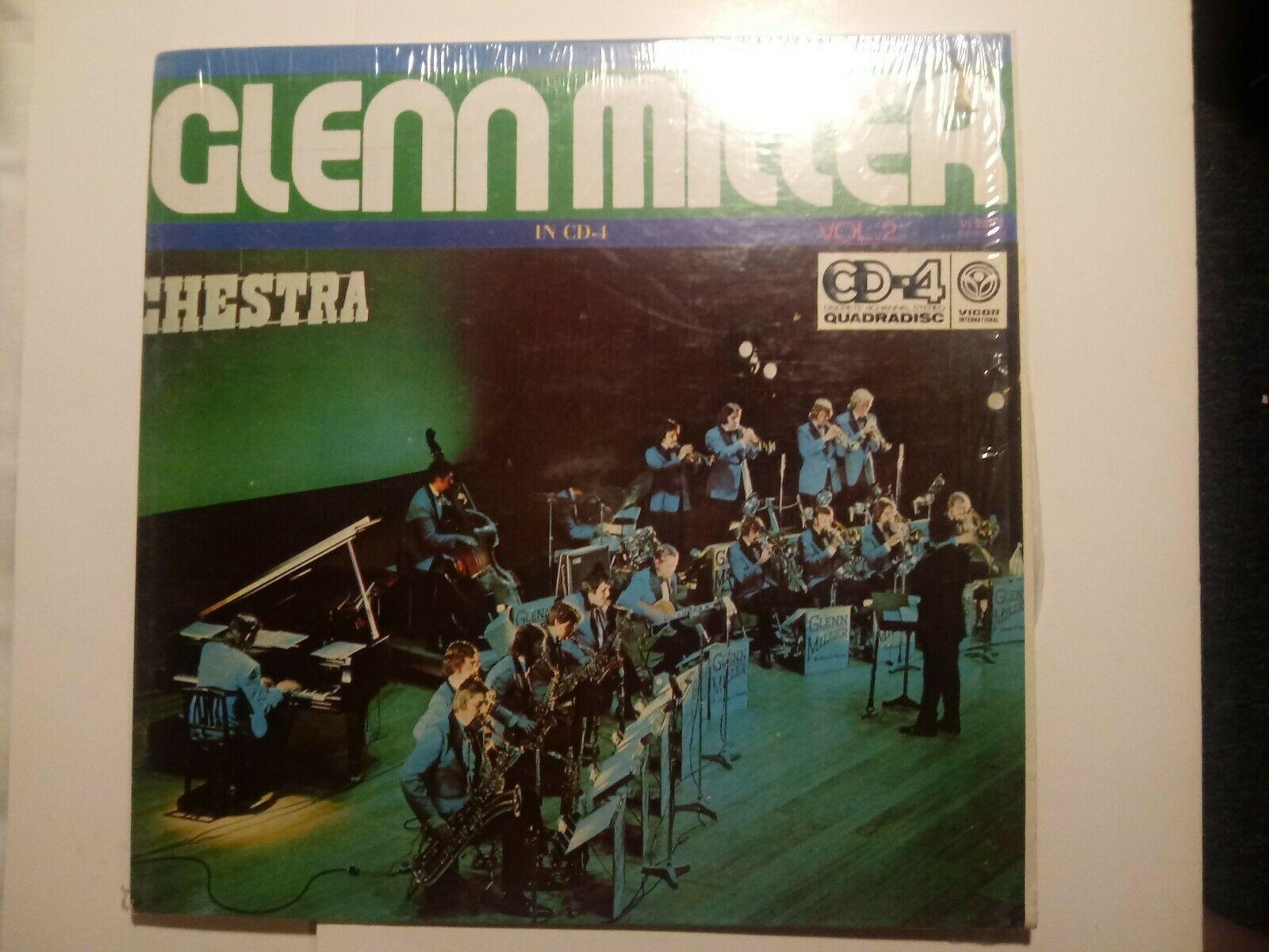 GLENN MILLER & ORCHESTRA -All About Glen Miller In CD-4 Vol. 2. Vicor International VI-2065 (C...jpg