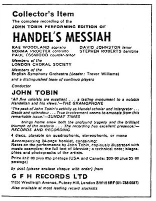 Handel Torbin LP advert.jpg
