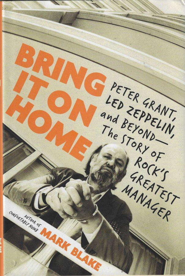 Led Zeppelin - Bring It On Home - Peter Grant - Front Cover.jpg