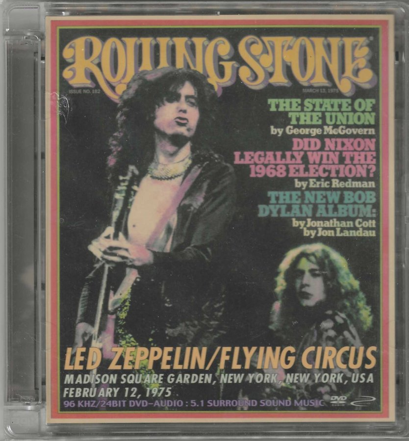 Led Zeppelin - Flying Circus - DVD-A 5.1 - Front Jewel Case.jpg