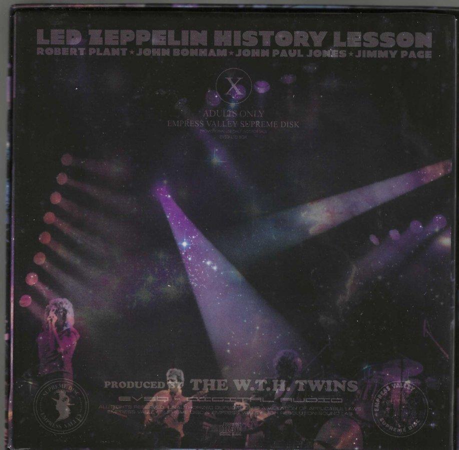 Led Zeppelin - History Lesson - 7 DVD Set - Back Box Set.jpg