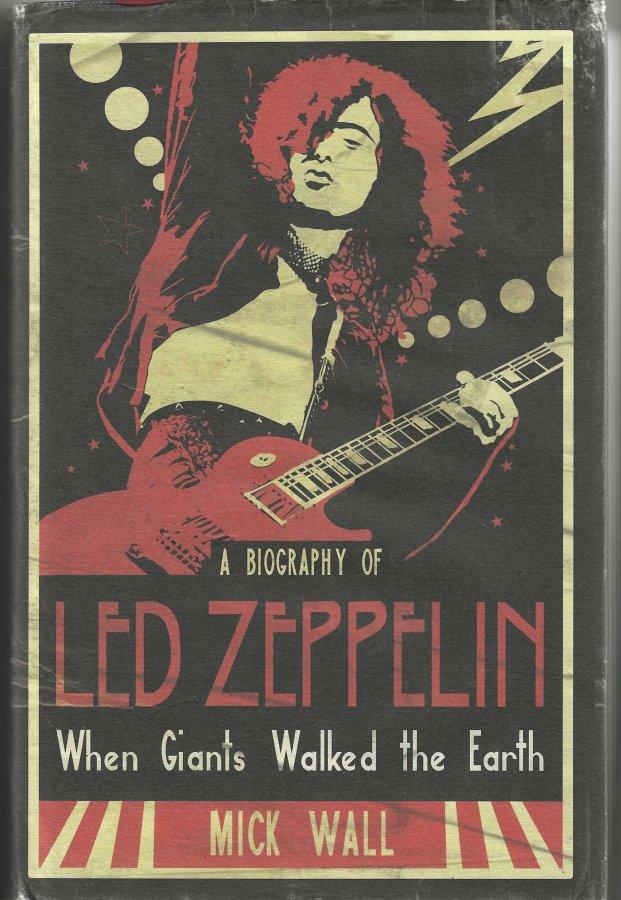 Led Zeppelin - When Gods Walked The Earth - Front Cover.jpg
