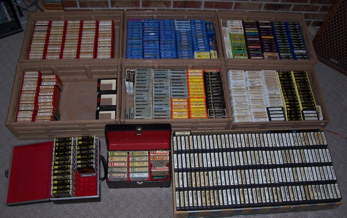 Quad 8-track Collection July, 2020 002.JPG