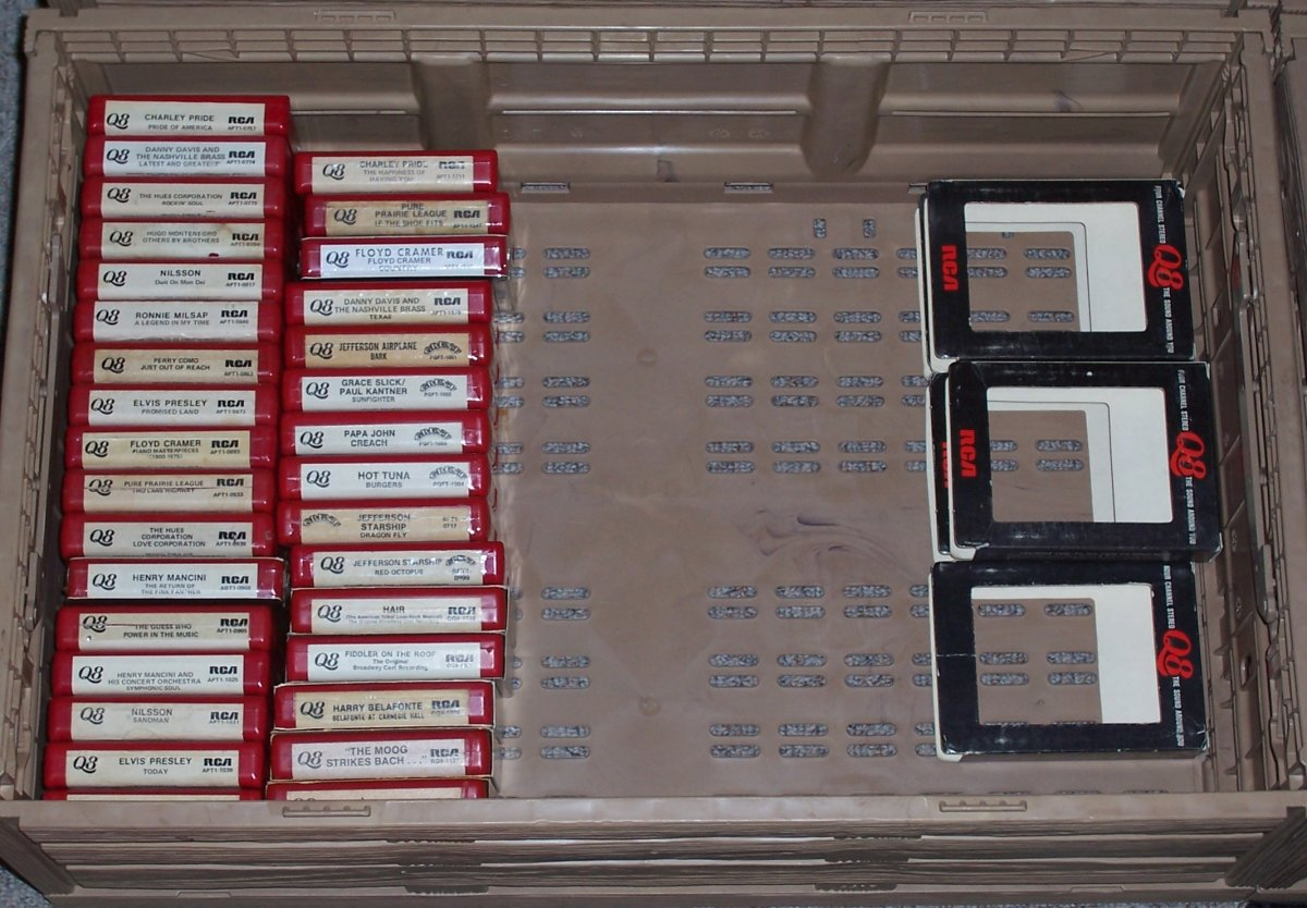 Quad 8-track Collection July, 2020 004.JPG