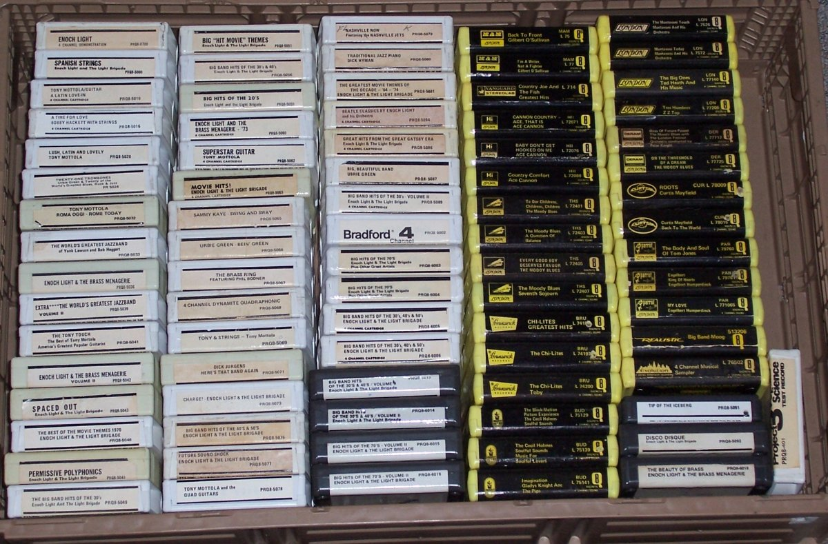 Quad 8-track Collection July, 2020 008.JPG