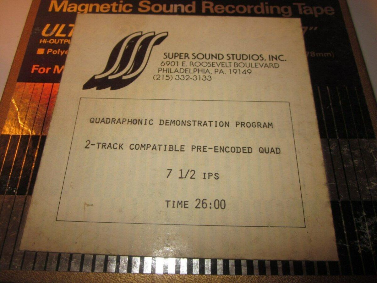 SUPER SOUND QUADRAPHONIC DEMONSTRATION REEL TO REEL 1.jpg