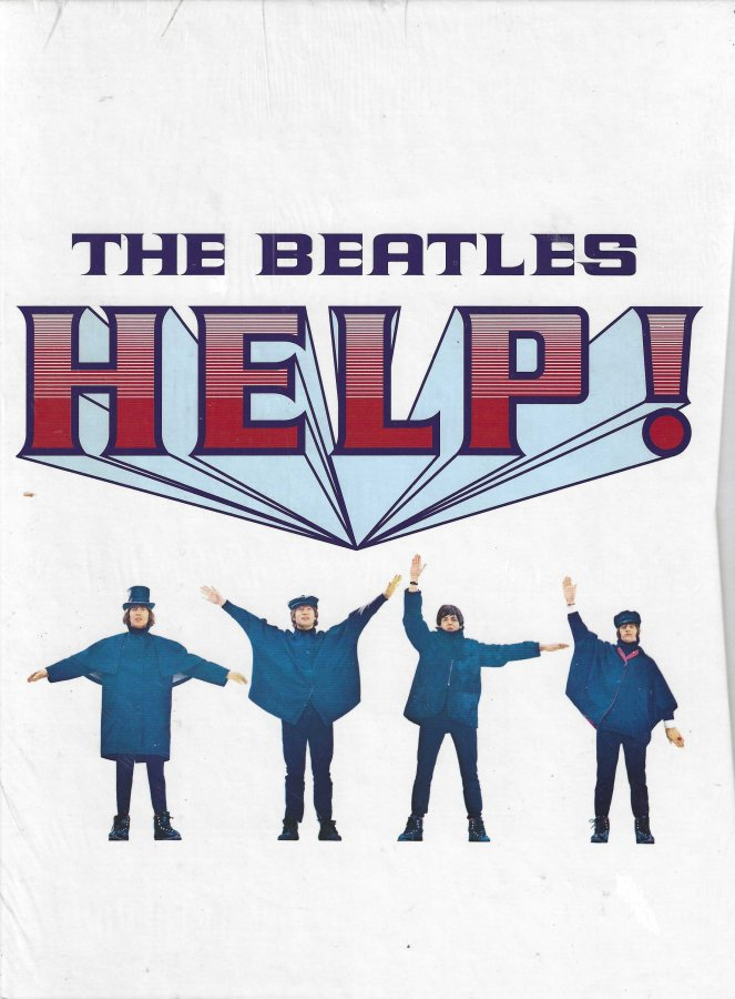 The Beatles - Help - 2007 Super Deluxe Edition - Box Set - Front Slip Case.jpg