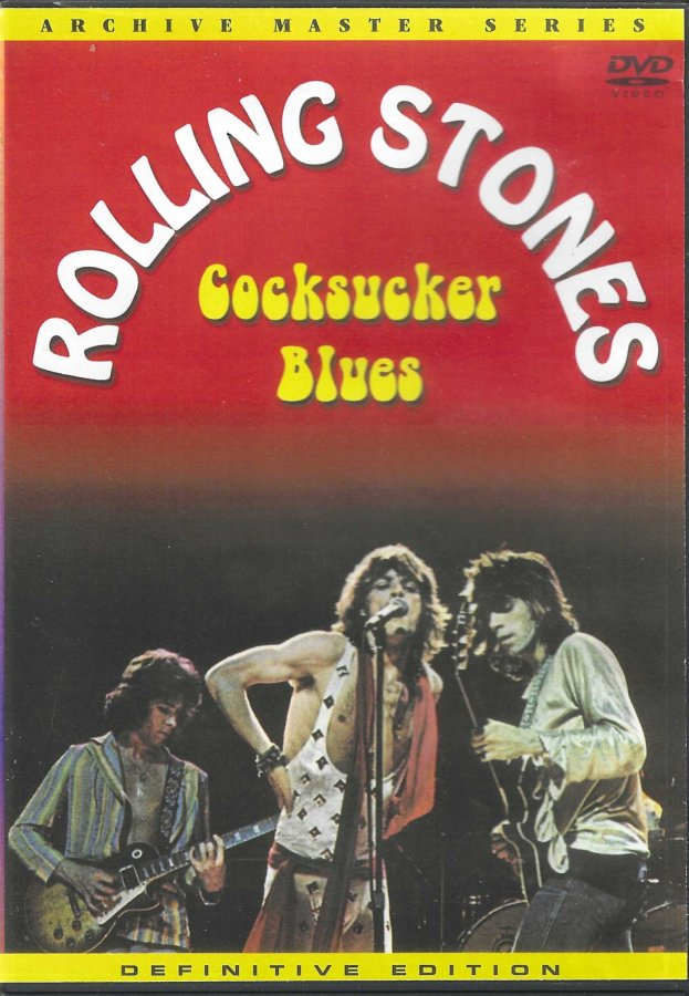 The Rolling Stones - Cocksucker Blues - DVD - Front Clam Shell.jpg