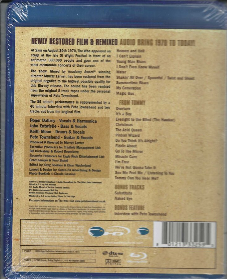 The Who - Live At The Isle Of Wight 1970 - Blu-Ray - Back Clam Shell.jpg