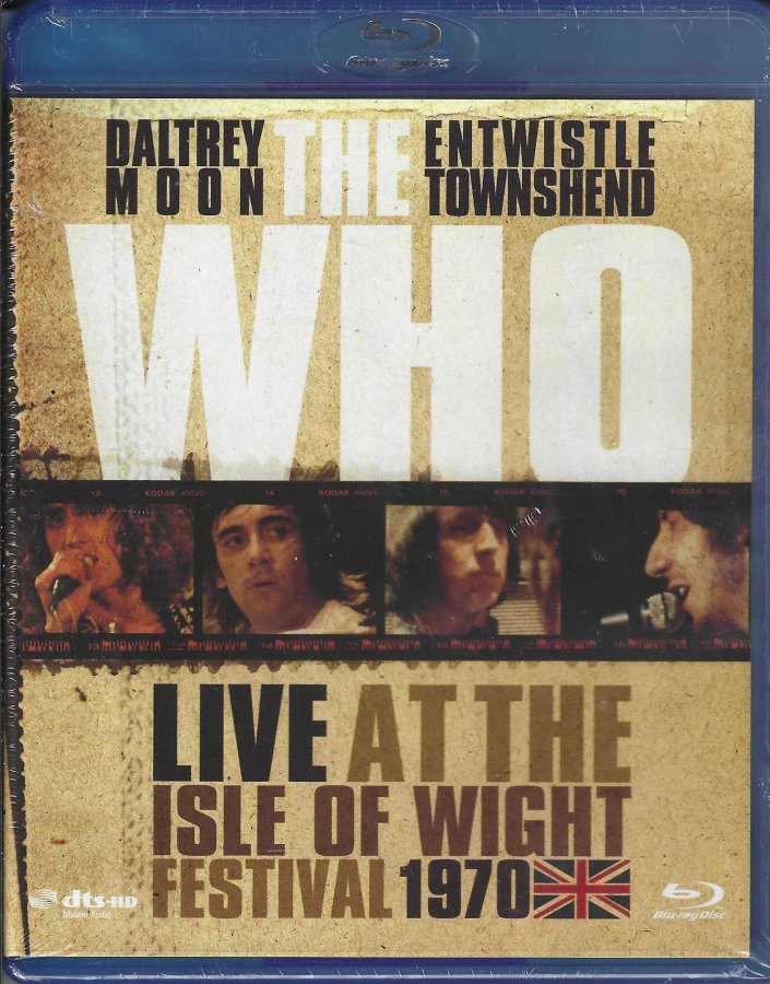The Who - Live At The Isle Of Wight 1970 - Blu-Ray - Front Clam Shell.jpg