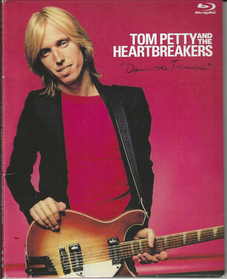 Tom Petty and The Heartbreakers - Damn The Torpedoes Blu-Ray - Front Case.jpg