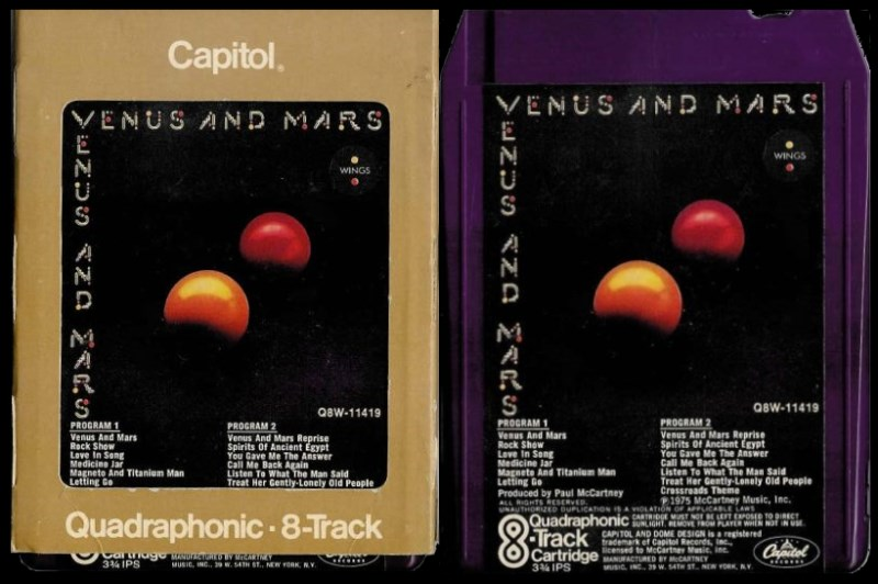 Venus & Mars Q8