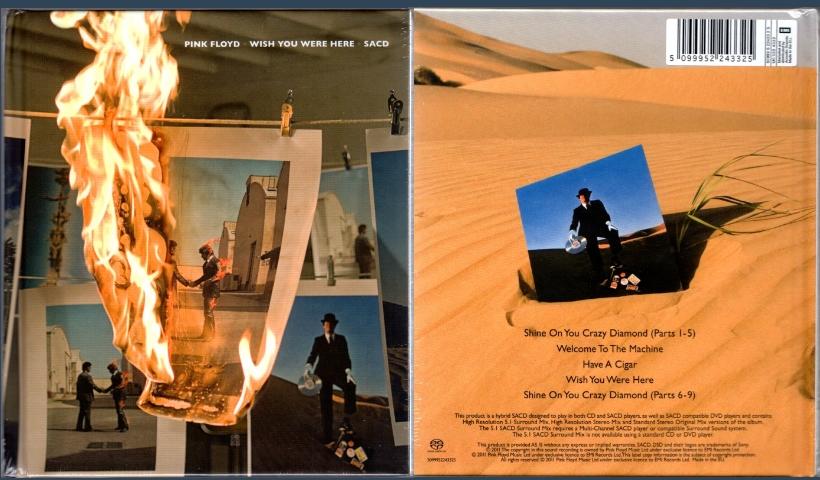 QuadraphonicQuad Pink Floyd Surround Pages
